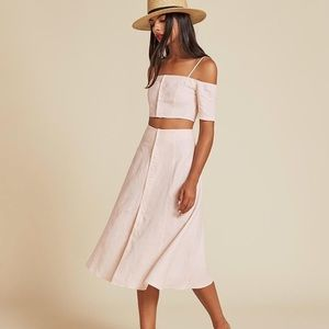 Reformation Ava Two Piece